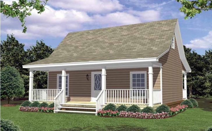 Eplans Cottage House Plan Charming Country
