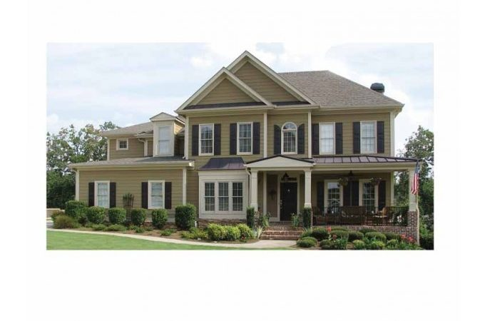 Eplans Country House Plan Impressive Master Suite