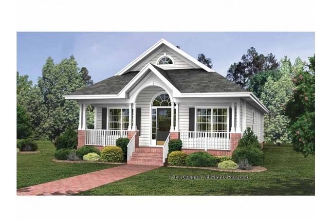 Eplans Country House Plan Irresistible Front Porch
