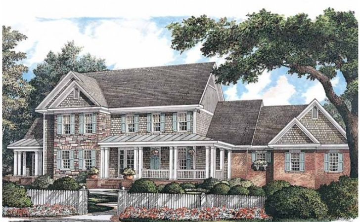 Eplans Country House Plan Large Game Room Dormers