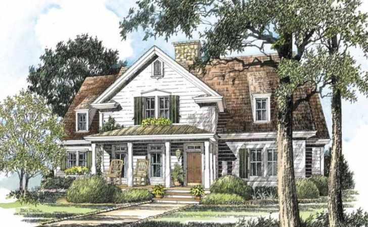 Eplans Country House Plan Midwestern Farmhouse