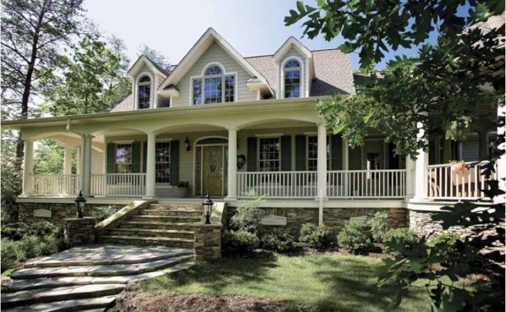 Eplans Country House Plan Southern Elegance
