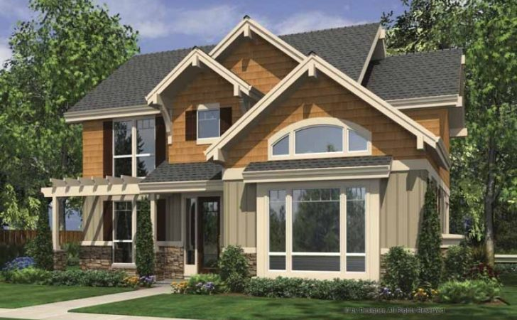 Eplans Craftsman House Plan Four Bedroom