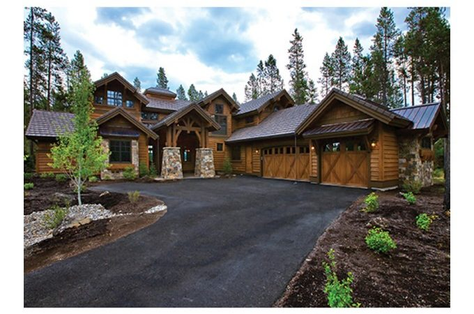 Eplans Craftsman Style House Plan Exceptional Lodge