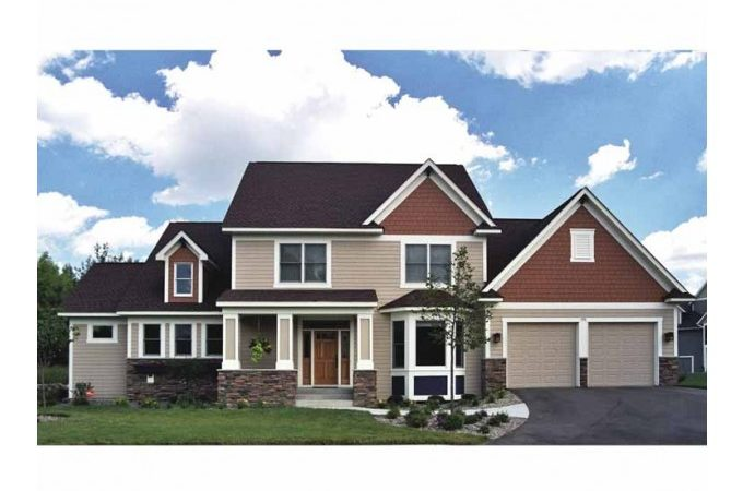 Eplans European House Plan Two Story Great Room