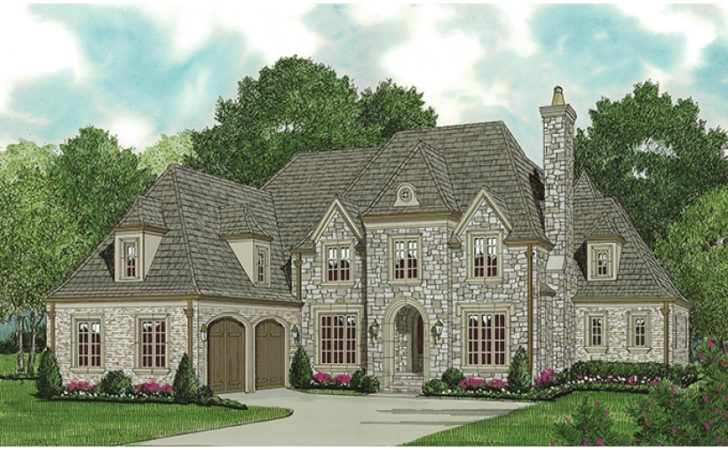 Eplans French Country House Plan European Masterpiece