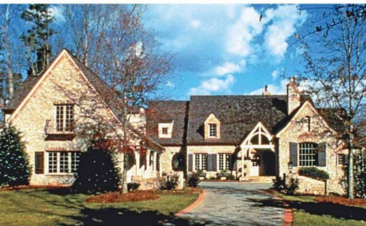 Eplans French Country House Plan Separate Pool