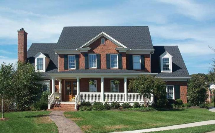 Eplans Greek Revival House Plan Country Colonial