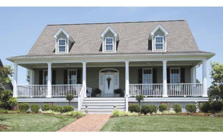Eplans Low Country House Plan Classic