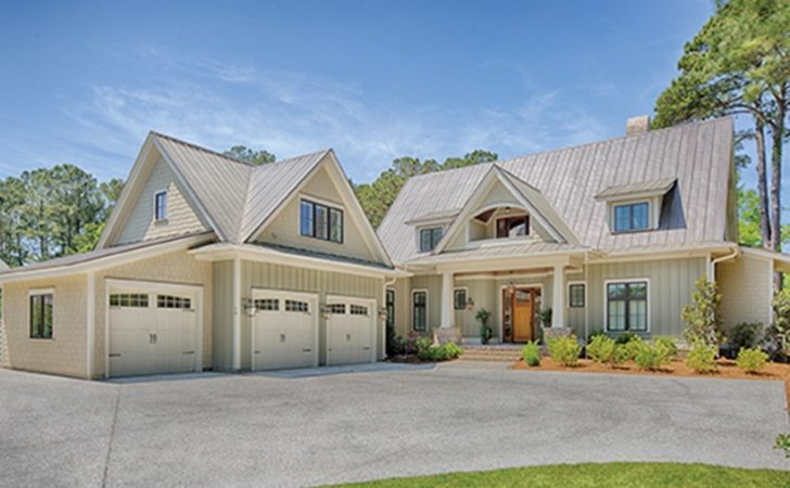 Eplans Low Country House Plan Sprawling