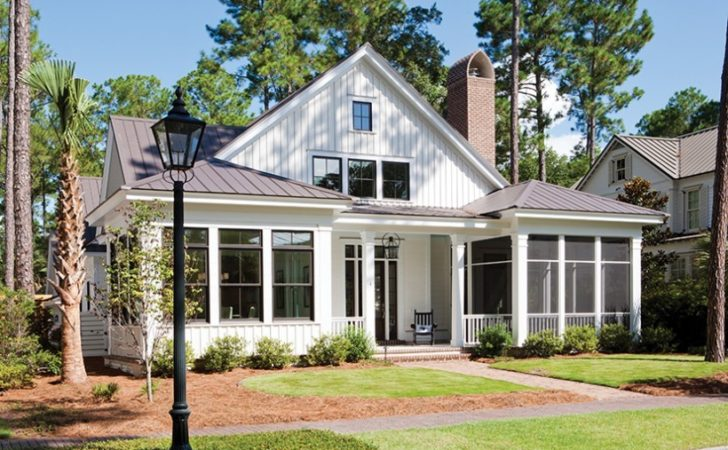 Eplans Low Country House Plan Square Feet