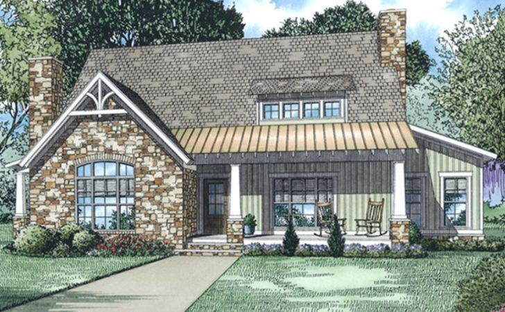 Eplans Low Country House Plan Style