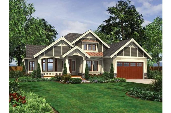 Eplans Ranch House Plan Great Room Design Grand