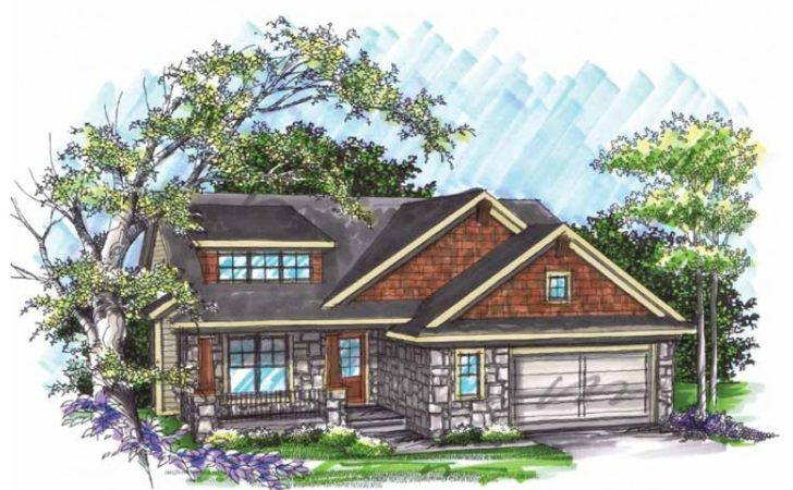Eplans Split Level House Plan Two Bedroom Ranch Home