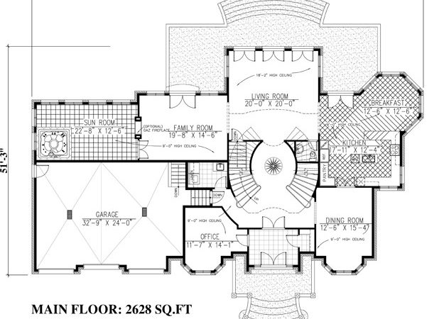 European House Plan Ultimate Home Plans