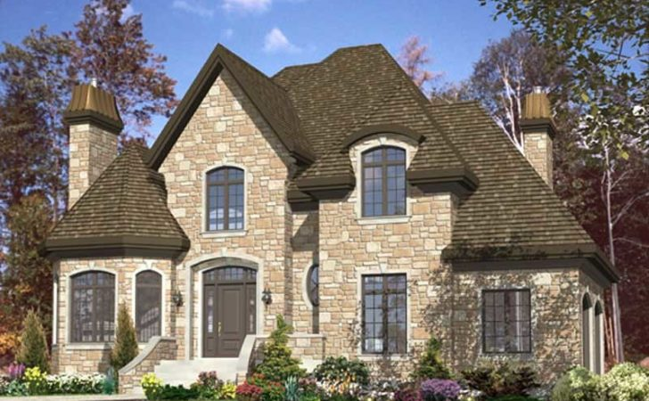 European House Plans Home Design Pdi