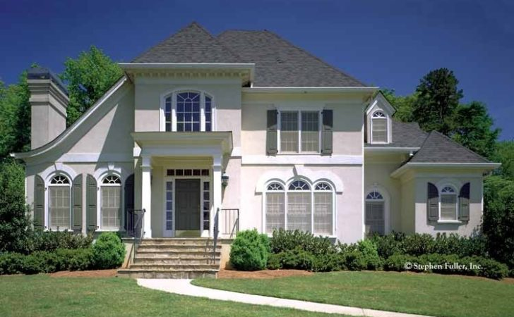 European Style House Plans Eplans