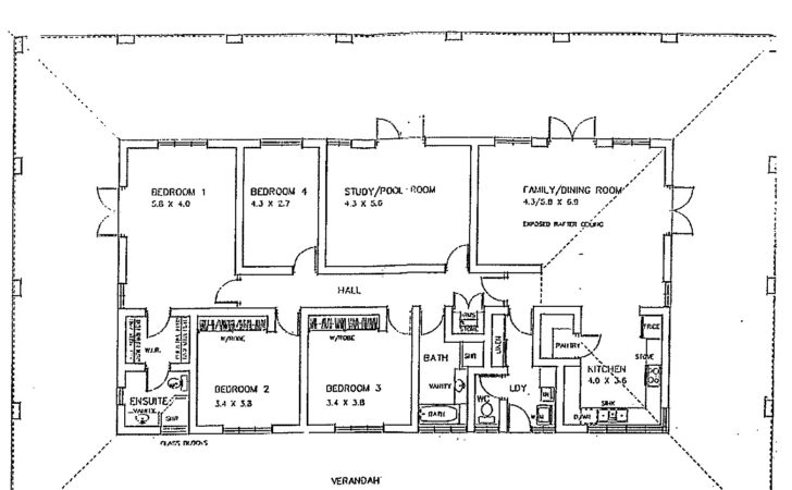 Exceptional Earth Contact House Plans Rammed Home