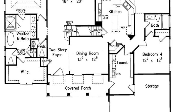 Exceptional Shaped House Plans