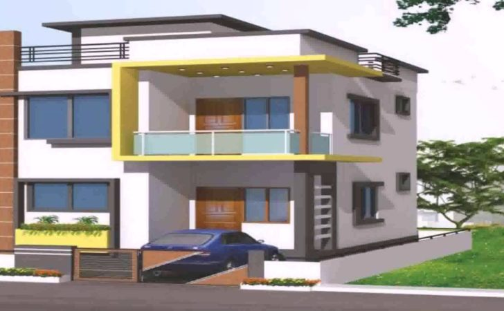 Exclusive House Elevations India Read