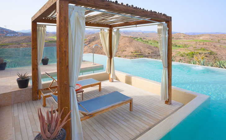 Exotic Pool Cabana Ideas Design Decor