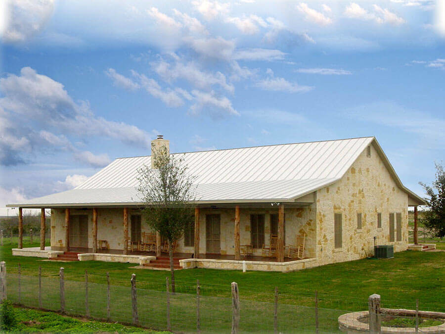 Exotic Texas Style Ranch House Plans Design