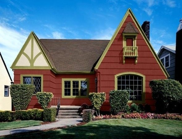Exterior Cottage Style Homes Home Design