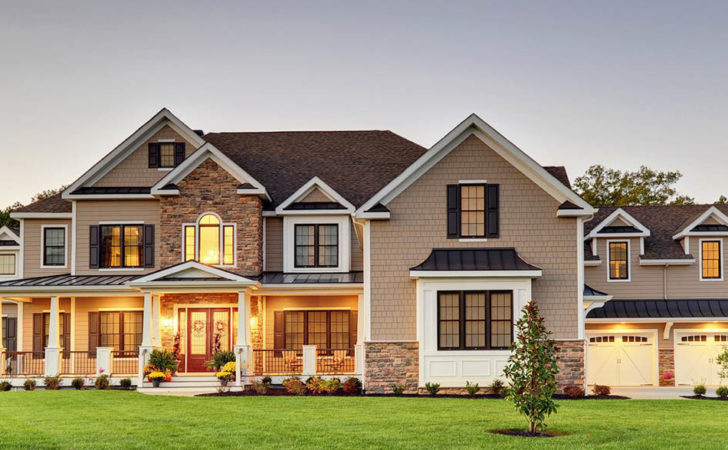 Exterior Houses Homes Floor Plans