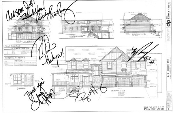 Extreme Home Makeover House Plans