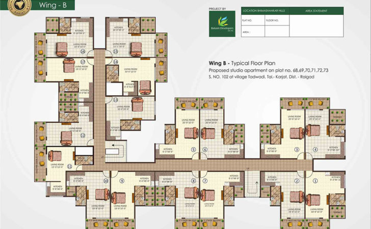 Fabulous Floor Plans Studio Apartments