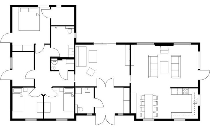 Fantastic Floorplans Floor Plan Types Styles Ideas