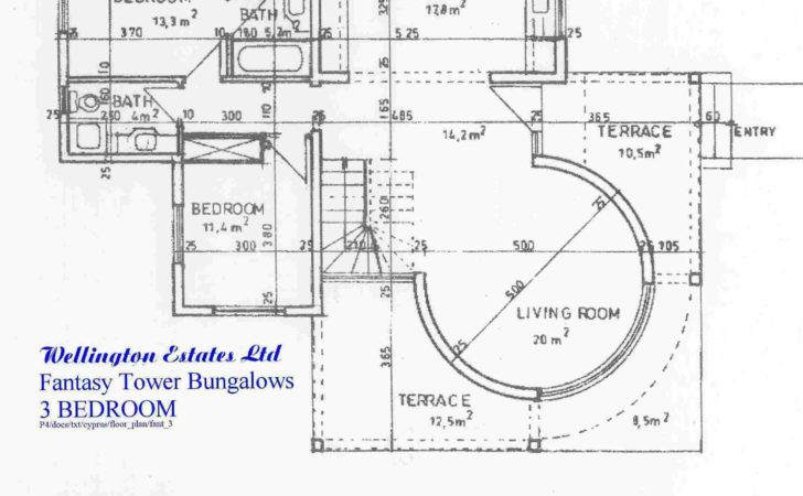 Fantasy Tower Bed Bungalow North Cyprus Properties