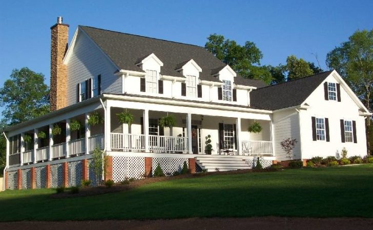 Farmhouse Country Classic Architectural