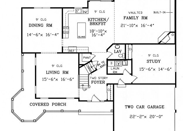 Farmhouse House Plan Ultimate Home Plans