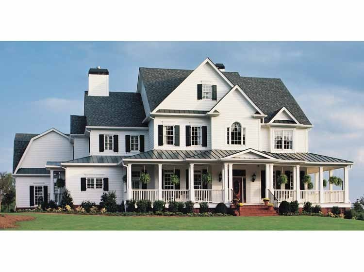 Farmhouse Plans Eplans Country House