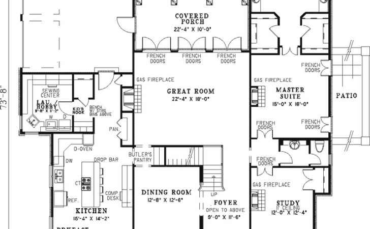 Faroe Luxury Home Plan House Plans More