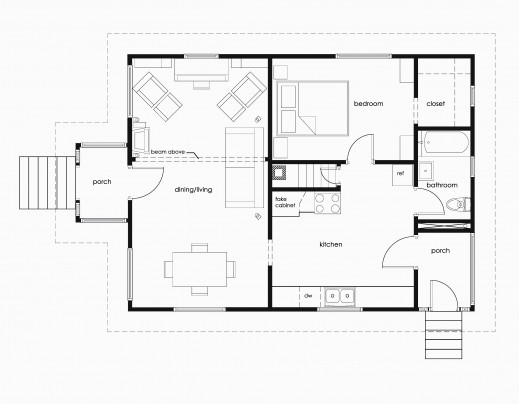 Fascinating Residential House Plans Elevations