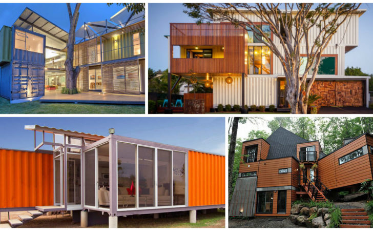 Fast Build Houses Fully Equipped Container Homes
