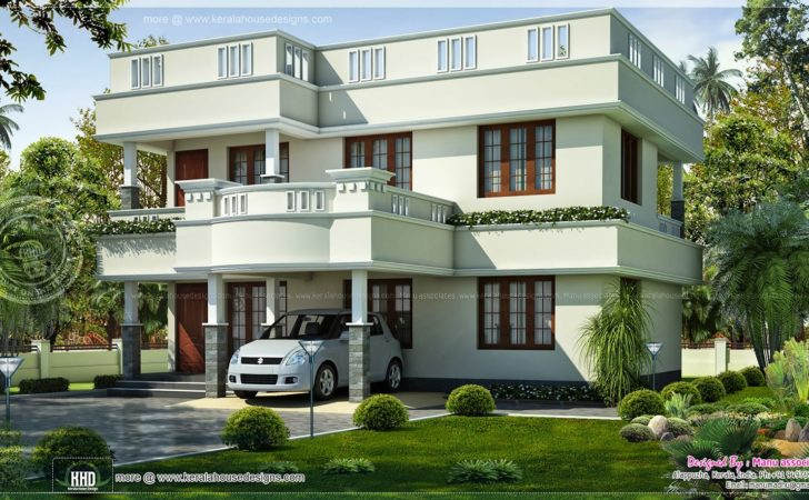 Feet Bedroom Low Budget House Home Kerala Plans
