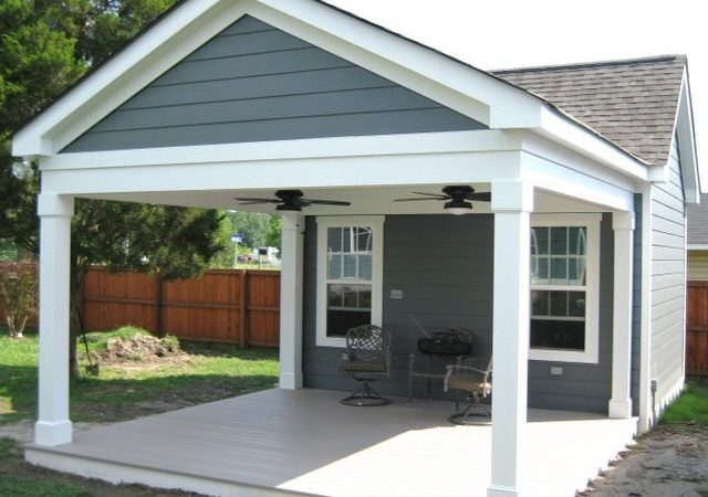 Fence Pro Covered Screened Porches
