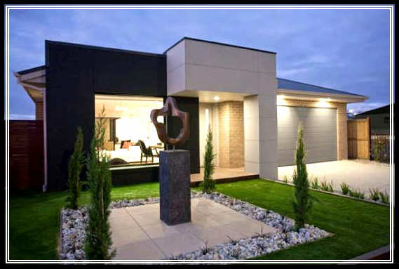 Find Best Modern Small Home Exterior Design Urban