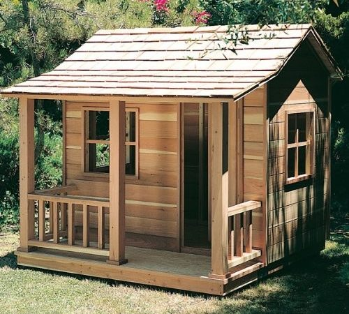 Find Perfect Wooden Wendy House