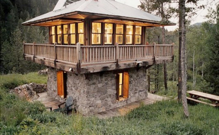 Fire Lookout Homes Tiny Houses
