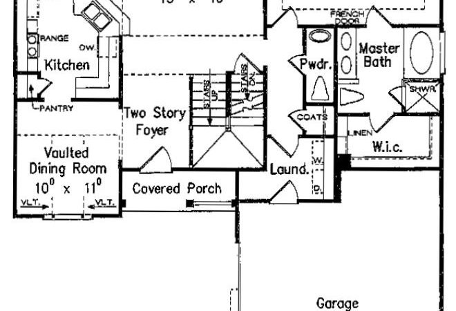 First Floor Master Bedroom Plans House