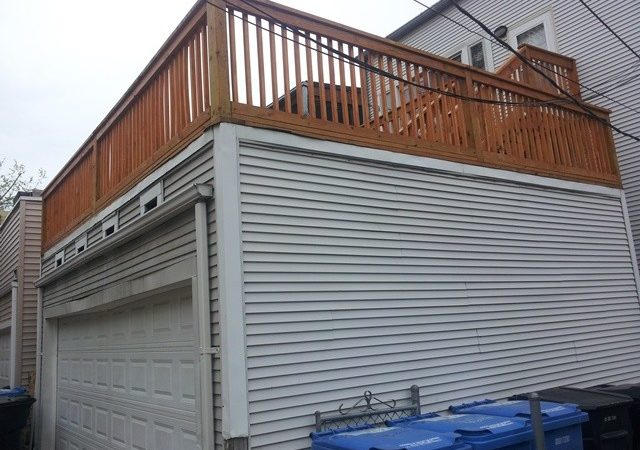 Flat Roof Garage Quotes