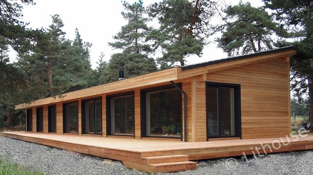 Flo Eric House Modern Extremely Well Insulated Eco