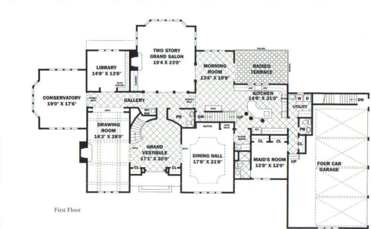 Floor Plan Belle Grove Plantation Bed Breakfast