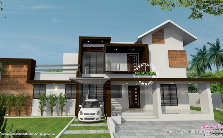 Floor Plan Elevation Architects Kerala Home