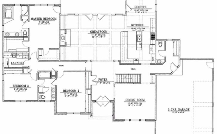 Floor Plan Pole Barn Home Plans