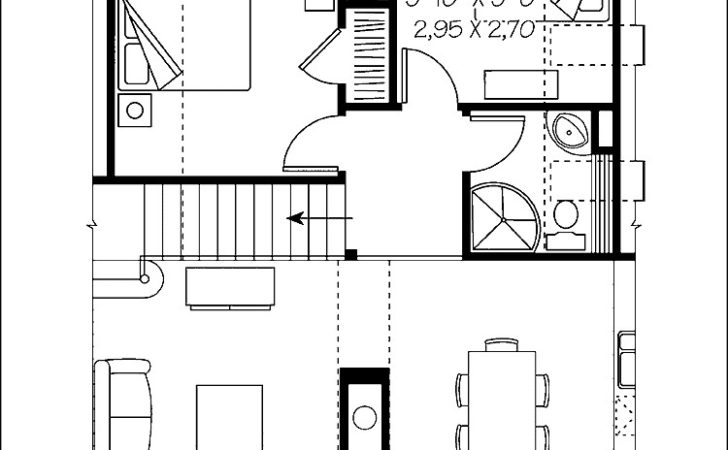 Floor Plans Aflfpw Story Country Cottage House